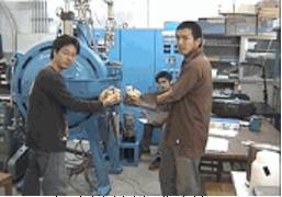 超音波焼結試験装置